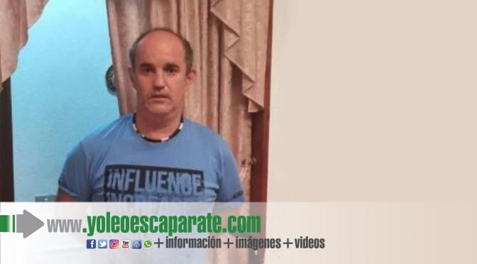 Se busca a Agustín Iribarren  de Azagra desaparecido este jueves