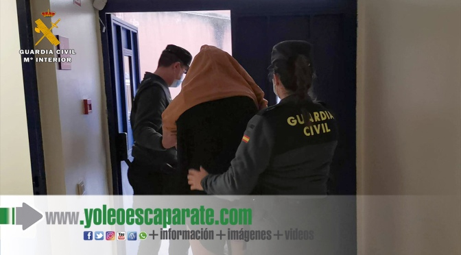 Detenida una vecina de Alfaro multirreincidente en el tráfico de drogas