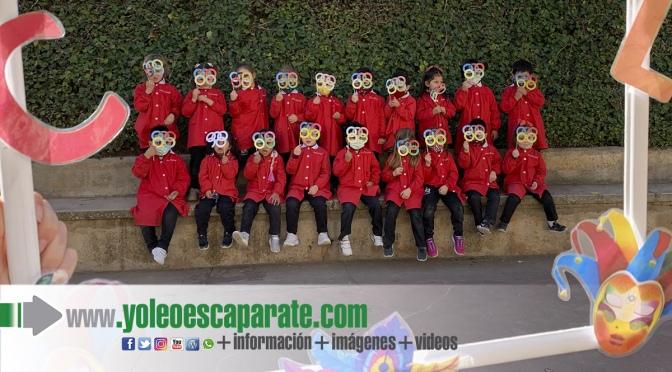 Los alumnos de Infantil de Agustinos celebran el Carnaval