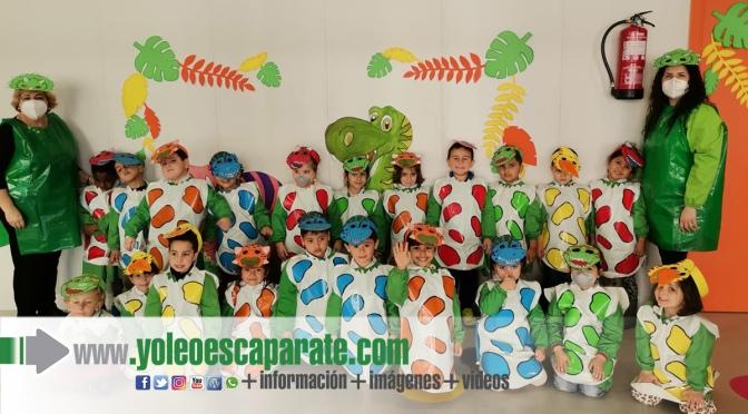 Carnavales 2021 en el CEIP Quintiliano