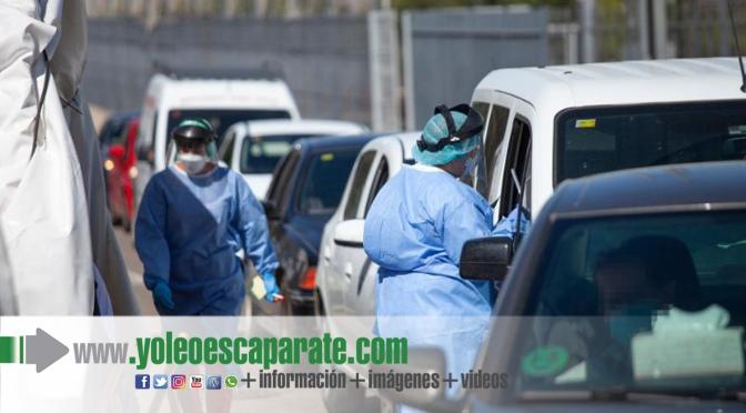 Ligero repunte de casos activos en Pradejón y Alfaro