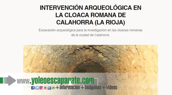 Comienza el crowdfunding para la cloaca romana de Calahorra