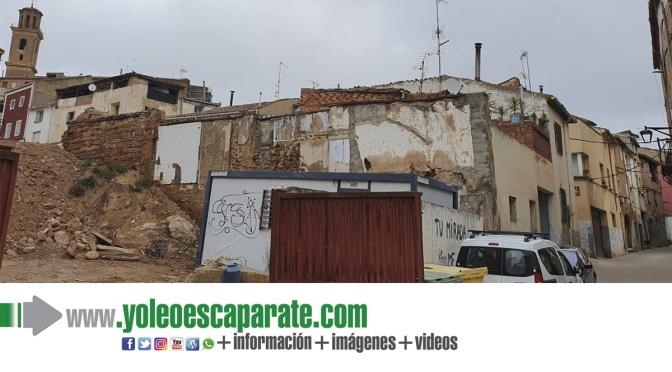Más de 81.000 para derribos en el Casco Antiguo de Calahorra
