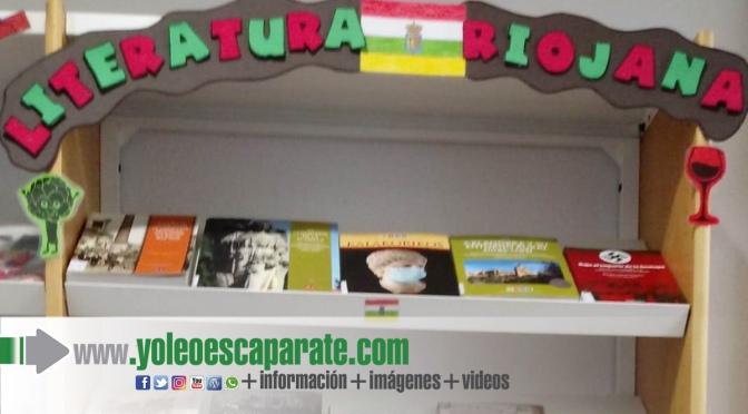 La literatura riojana llega a la Biblioteca Municipal de Calahorra