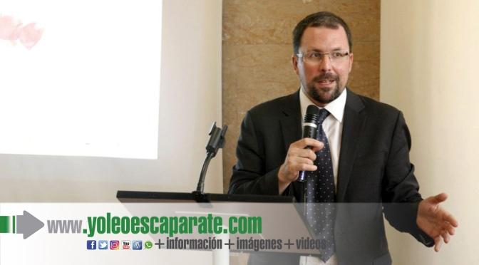 El secretario general de Industria viene a La Rioja para tratar el proyecto de la Ciudad del Envase y el Embalaje