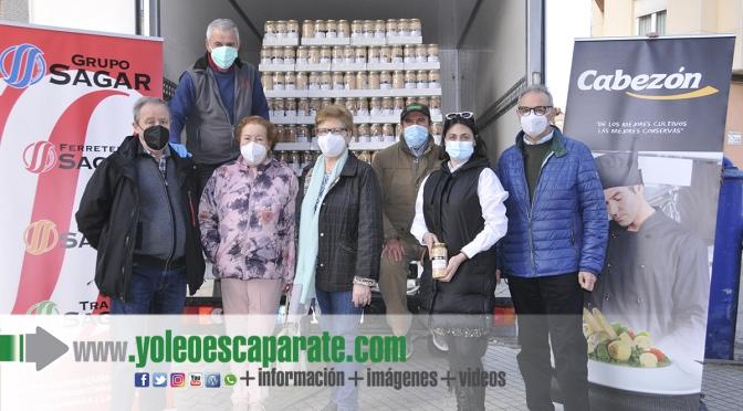 Parte de la facturación de Grupo Sagar se convertirá en alimentos para los más necesitados
