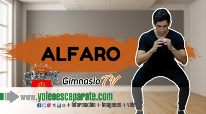 Una novedosa plataforma de Fitness Digital ya está en marcha en Alfaro