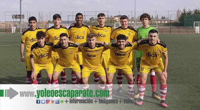 El Club Atlético River Ebro Juvenil Nacional  de  Rincón de Soto,  ganó al S.D. Oyonesa.