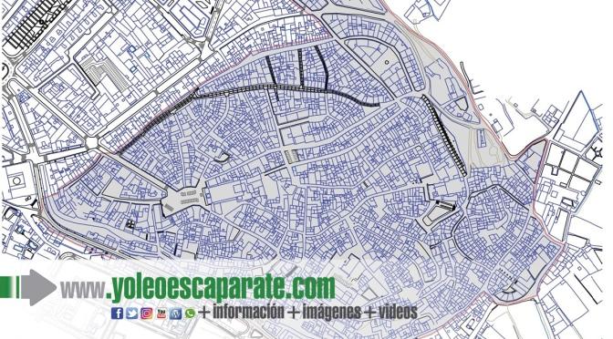 Se amplía el Plan Color a la mayor parte del Casco Antiguo de Calahorra