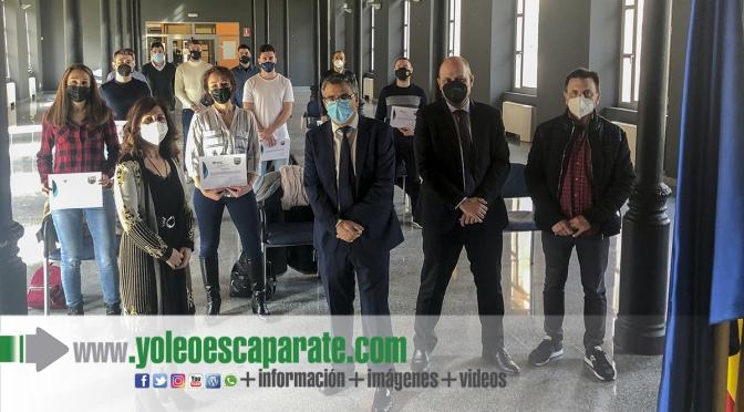 Rincón de Soto y Aldeanueva de Ebro cuentan con nuevos auxiliares de policía local