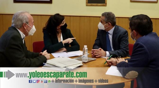 1,8 millones de euros para Alfaro en los presupuestos de la región