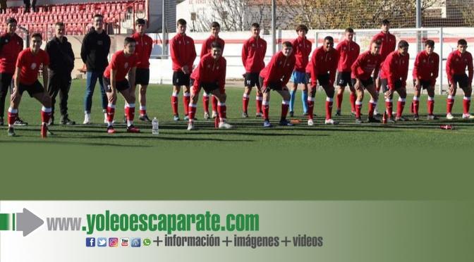 El Club Atlético River Ebro, categoría Juvenil Nacional  de  Rincón de Soto,  venció  al C.D. San Marcial