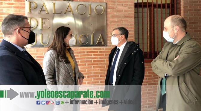 El Gobierno de La Rioja reformará los juzgados de Calahorra a lo largo de esta legislatura