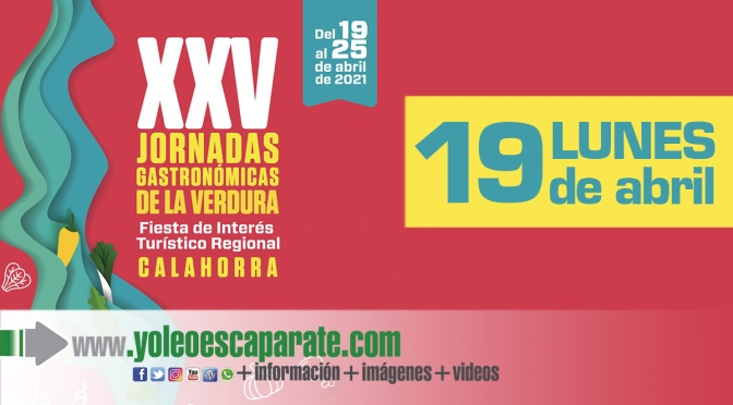 Comienzan las XXV Jornadas de la verdura en Calahorra
