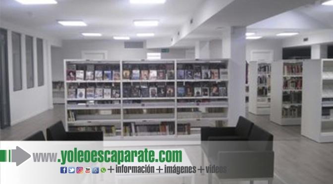 La biblioteca pública deSan Adrián ha organizado una completa programación por su 50 aniversario