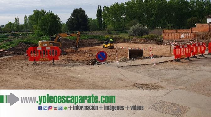 Comienzan las obras de reurbanización y reposición de servicios de la Calle Arrabal