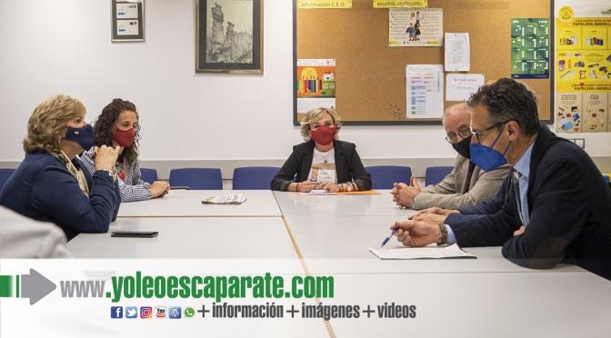 El Gobierno de La Rioja estudia la apertura de una Formación Profesional Básica en Autol