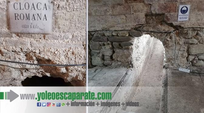 El lunes comienzan los trabajos para la recuperación de las cloaca romana de Calagurris