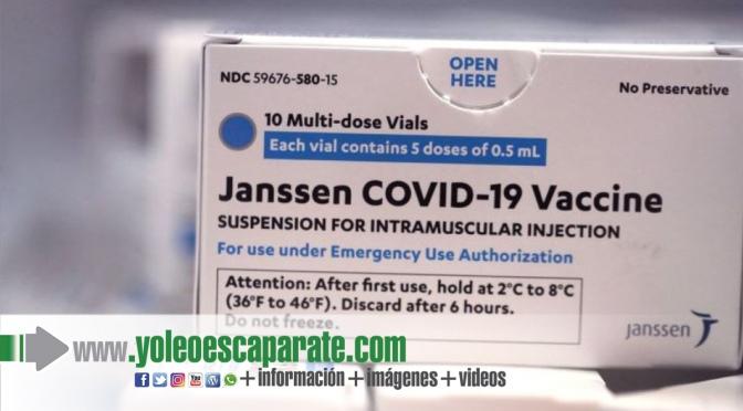 Comienza la vacunación con Janssen en las zonas básicas de salud de Calahorra y Alfaro