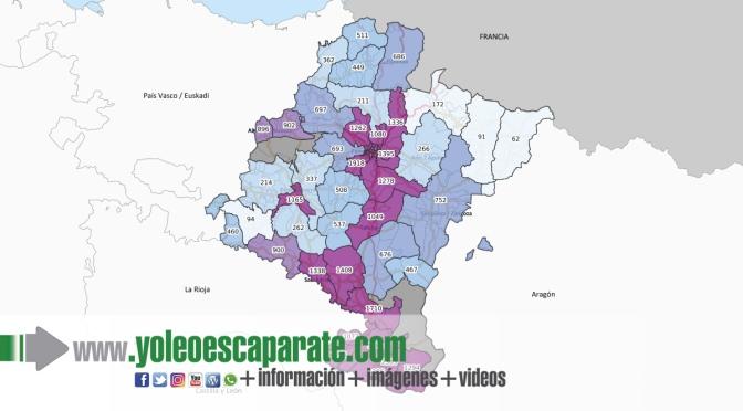 181 nuevos casos de COVID-19 en Navarra, tres de ellos en la zona de San Adrián