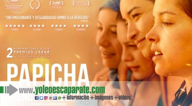"""""""Papicha, sueños de libertad"""" Hoy en el ciclo de cine juvenil en ARCCA"""