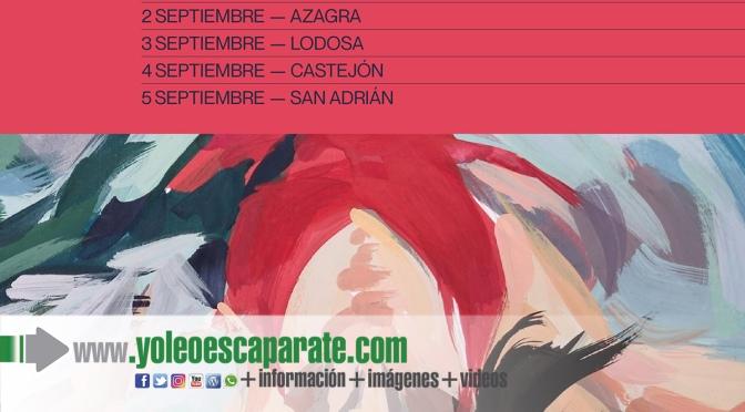 Nueva edición de Ribera en danza en Azagra y San Adrián