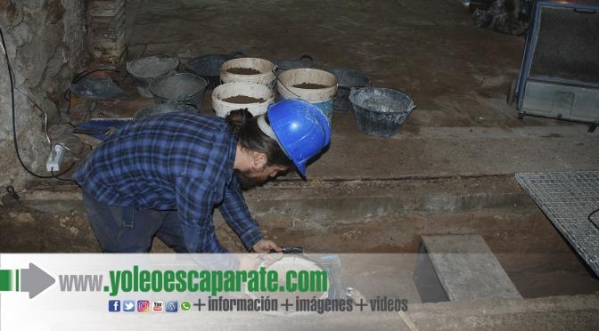 Primera semana de trabajo en las cloacas romanas