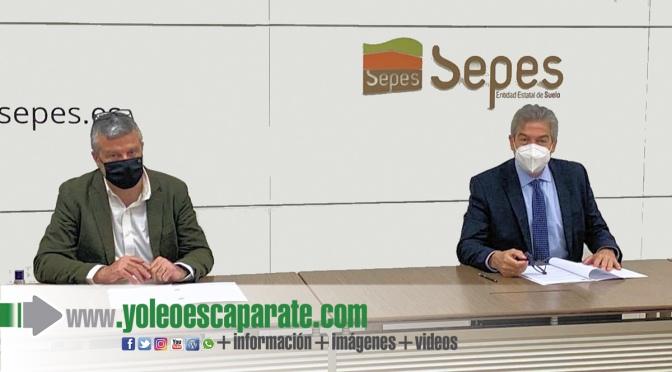 """Formalizado el contrato para las obras de la subestación eléctrica de """"La Senda"""" en Alfaro"""