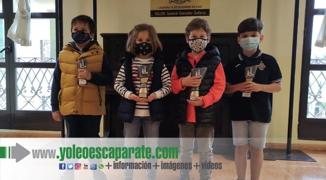 Celebrados durante el fin de semana los Campeonatos Infantiles de ajedrez de la Rioja