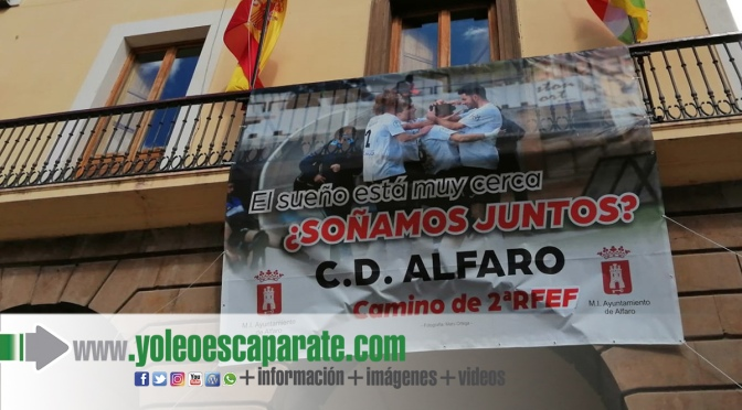 Este domingo el C.D Alfaro se juega su ascenso a 2ª RFEF