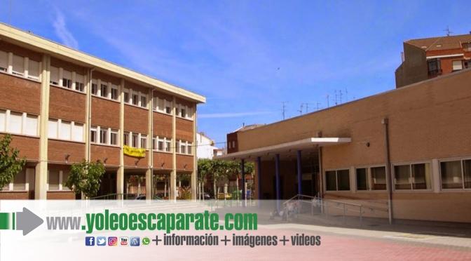 Este año se renovará parte de la carpintería exterior del Ángel Olivan, Quintiliano y Aurelio Prudencio