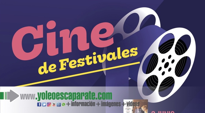 """Junio acogerá el ciclo de cine de festivales en """"Cines ARCCA"""""""