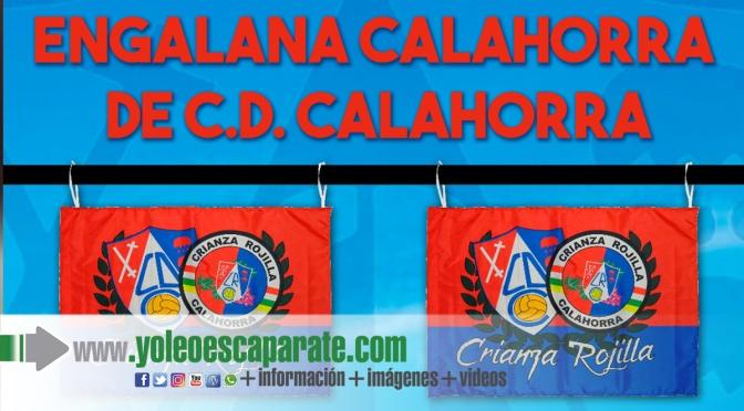 Calahorra se viste de C.D. Calahorra en apoyo al club