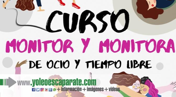 El CJCC lanza nuevamente su Curso de Monitor/a de Ocio y Tiempo Libre