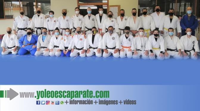 Jornada de Tecnificación del Departamento de Jiu Jitsu y Defensa Personal en Calahorra