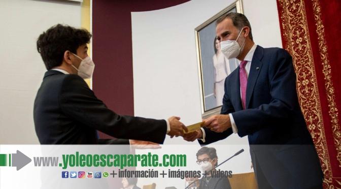 El calagurritano Manuel Baena Pedrosa, acreditado miembro del Cuerpo Diplomático Español