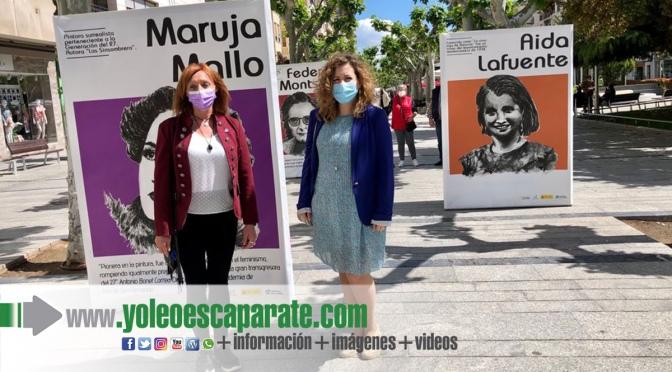 """Hasta el día 21 de mayo se podrá disfrutar en Calahorra de la Exposición de """"Mujeres con Historia"""""""