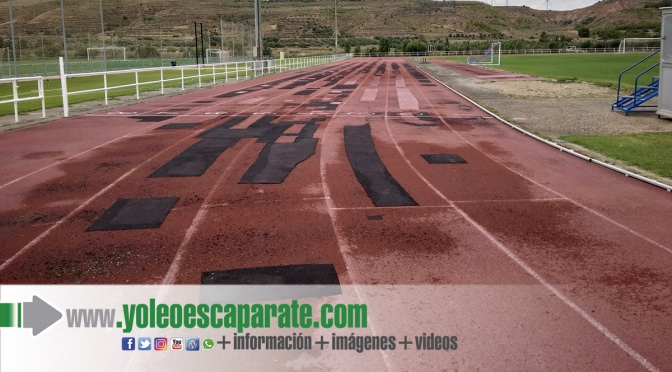 La Junta de Gobierno Local adjudica las obras de reparación de las pistas de atletismo