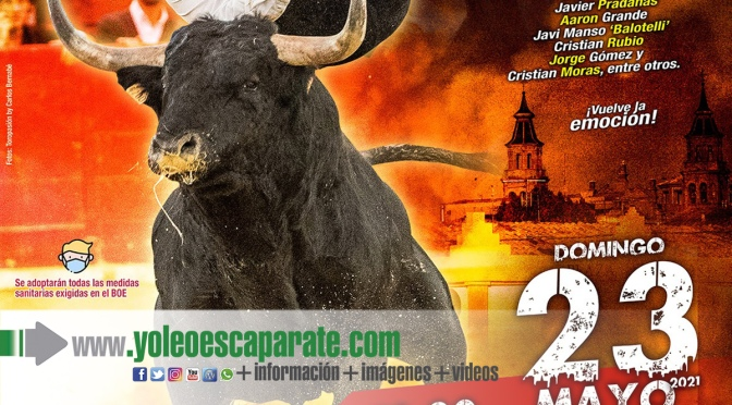 Los festejos taurinos regresan a La Rioja este domingo en Alfaro