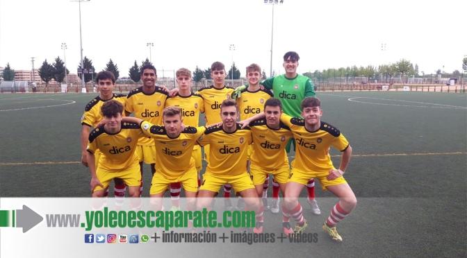 """El Club Atlético Ríver Ebro pierde por la mínima, 1-0, frente al Valvanera """"B"""""""