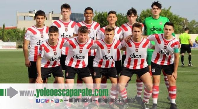 El Club Atlético Ríver Ebro gana en casa al Villegas por 4-2