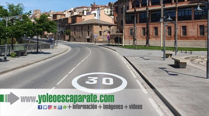 A partir del 11 de mayo nuevos límites de velocidad en casco urbano  y áreas residenciales