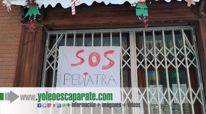 Alfaro protesta por la falta de atención médica pediátrica en la localidad