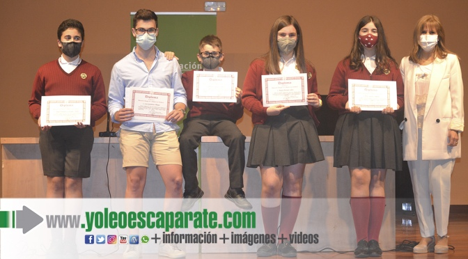 Agustinos brilla en los premios de Amigos de la Historia de Calahorra
