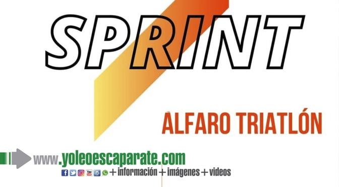 Abiertas las inscripciones del  Triatlón Sprint Alfaro