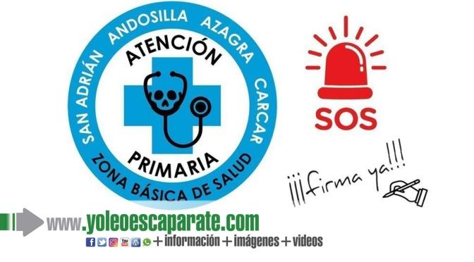 La zona básica de salud de San Adrián se moviliza ante la falta de médicos