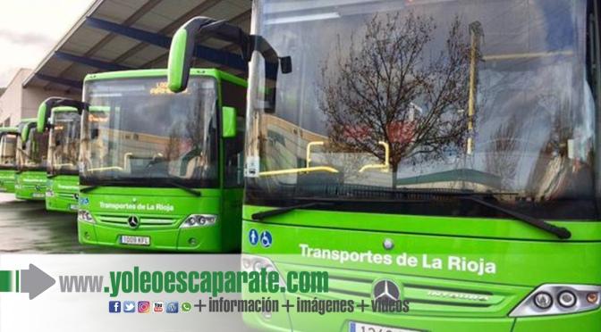 Mejora el servicio de transporte interurbano que une Logroño y Alfaro a partir del 1 de julio