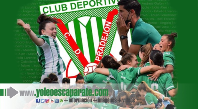 El CD Pradejón ya es equipo de la liga reto del fútbol femenino español
