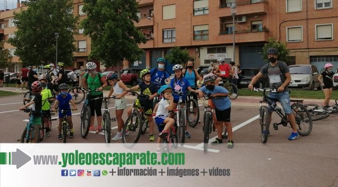 Cerca de 150 participaron en la marcha ciclo turista contra el cáncer