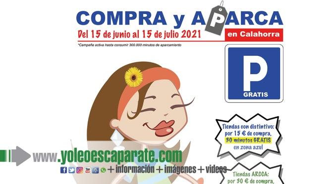 """Mañana se pone en marcha la campaña """"COMPRA Y APARCA"""""""